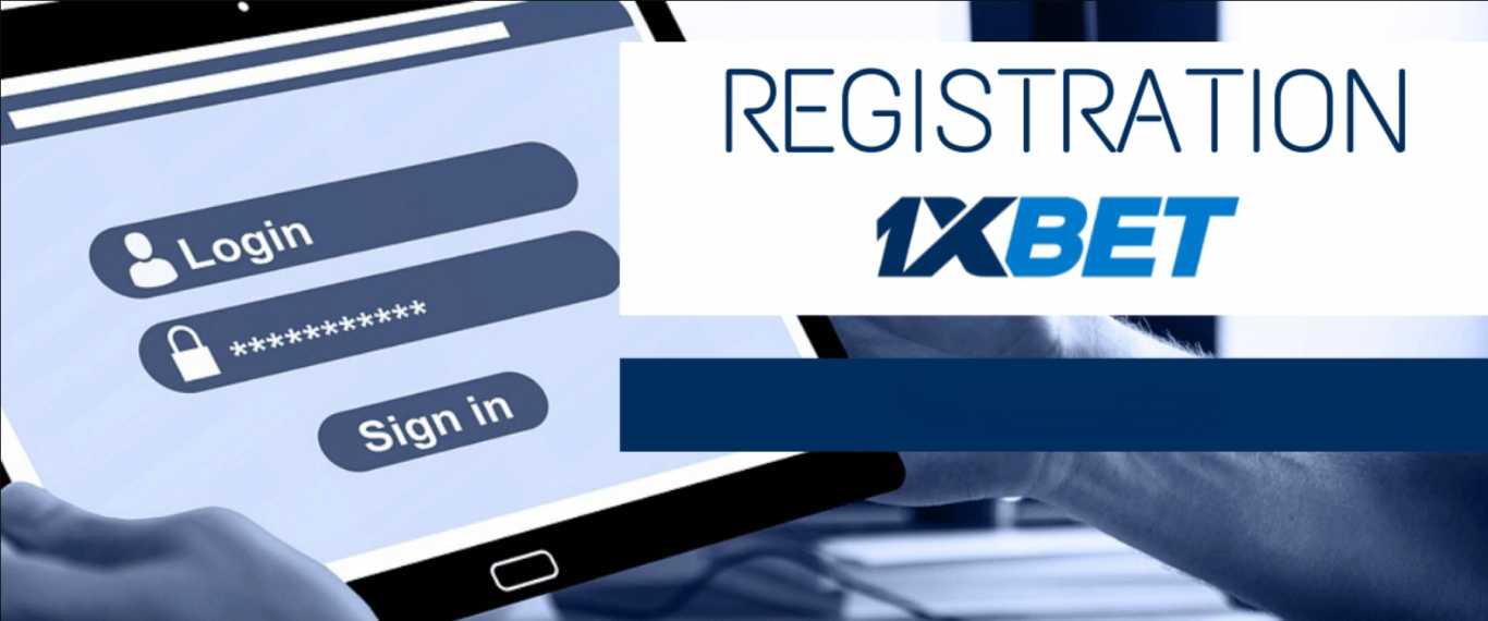 1xBet Login and Registration